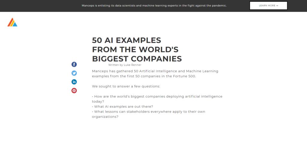 Raport o sztucznej inteligencji (AI)
