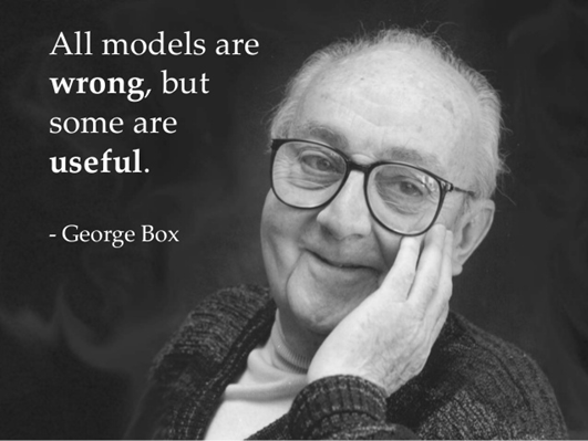 all models are wrong- - regresja