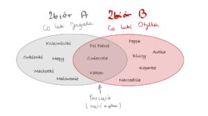 wykres venna anatomia